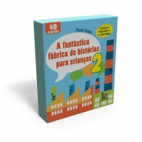A Fantástica Fábrica de Histórias Para Crianças 2 - Matrix Editora