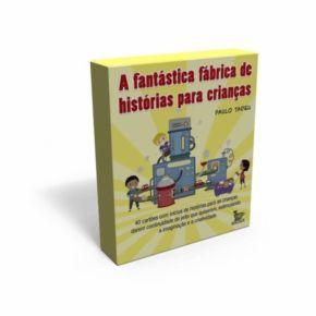 A Fantástica Fábrica de Histórias Para Crianças - Matrix Editora