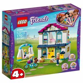 A Casa de Stephanie - LEGO Friends