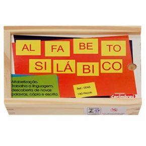 Alfabeto Silábico - Carimbras