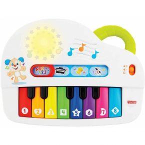 Aprender e Brincar - Piano Cachorrinho - Fisher-Price