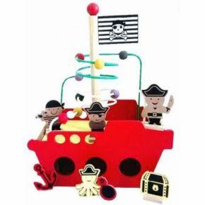 Aramado Navio Pirata - Bem Infantil