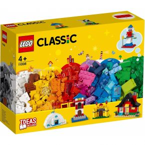 Blocos e Casas - LEGO Classic