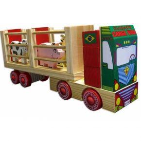 Caminhão Fazendinha - Carimbras