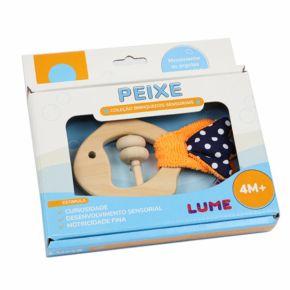 Brinquedo Sensorial - Peixe - LUME