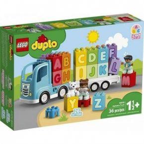 Caminhão do Alfabeto - LEGO Duplo