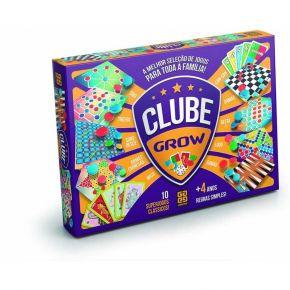 Clube Grow - 10 Super Jogos Clássicos - Grow