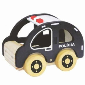 Coleção Carrinhos - Polícia - NewArt