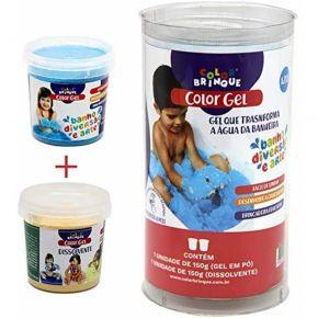 Color Gel - Azul - Color Brinque