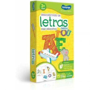 Descobrindo as Letras -  A E I O U - Toyster