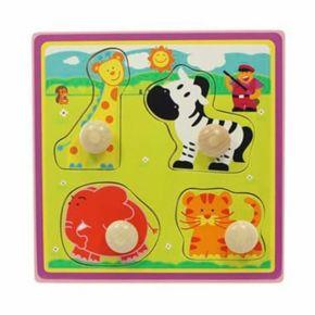 Encaixe e Brinque - Puxador Largo - Dican
