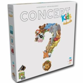 Jogo Concept Kids Animais - Galápagos