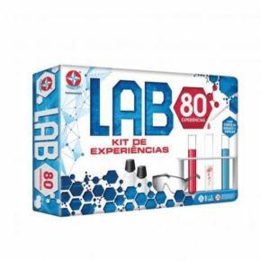 Jogo Lab 80 Experiências - Estrela