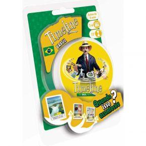 Jogo Timeline - Brasil - Galápagos