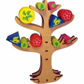 Jogo do Equilíbrio Árvore - NewArt
