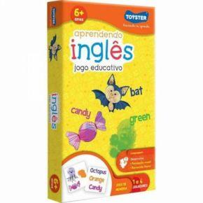 Jogo de Memória - Aprendendo Inglês - Toyster