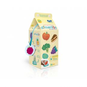Kit Educativo - Meus Primeiros Alimentos - Toyster