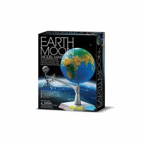 Kit Modelo Terra - Lua - 4M