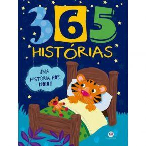 Livro - 365 Histórias - Uma Por Noite - Ed. Ciranda Cultural