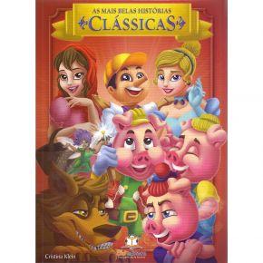 Livro - As Mais Belas Histórias Clássicas - Ed. Blu
