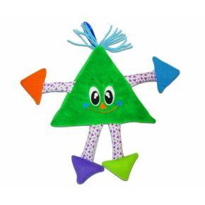 Livro de Pano - Formas Divertidas - Triângulo - Ed. Blu