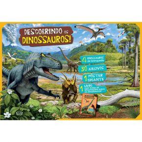 Livro - Descobrindo os Dinossauros - Ed. Vergara & Riba