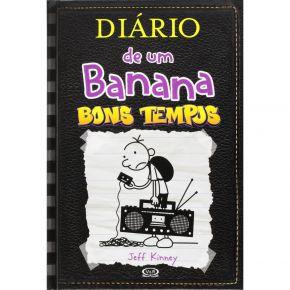 Livro - Diário de um Banana 10: Bons Tempos - Ed. Vergara & Riba