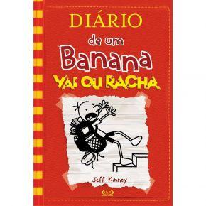 Livro - Diário de um Banana 11: Vai ou Racha - Ed. Vergara & Riba