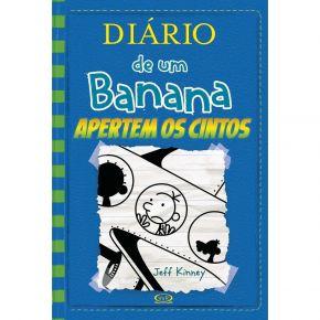 Livro - Diário de um Banana 12: Apertem os Cintos - Ed. Vergara & Riba