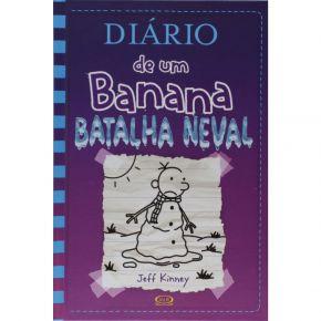 Livro - Diário de um Banana 13: Batalha Neval - Ed. Vergara & Riba