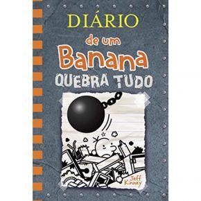 Livro - Diário de um Banana 14: Quebra Tudo - Ed. Vergara & Riba