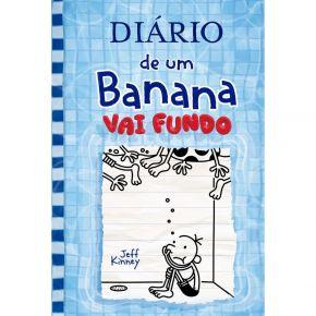 Livro - Diário de um Banana 15: Vai Fundo - Ed. Vergara & Riba