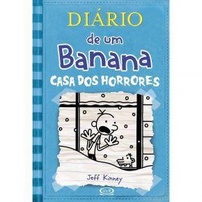Livro - Diário de um Banana 6: Casa dos Horrores - Ed. Vergara & Riba