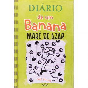 Livro - Diário de um Banana 8: Maré de Azar - Ed. Vergara & Riba