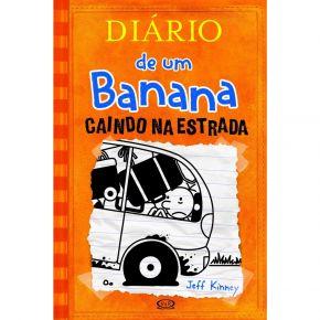 Livro - Diário de um Banana 9: Caindo na Estrada - Ed. Vergara & Riba