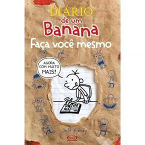 Livro - Diário de um Banana: Faça Você Mesmo - Ed. Vergara & Riba