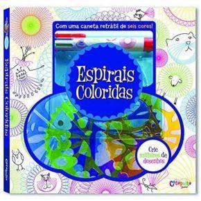 Livro - Espirais Coloridas - Ed. Catapulta