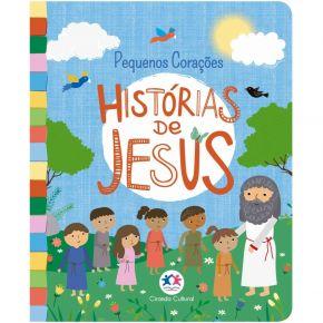 Livro - Histórias de Jesus  - Ed. Ciranda Cultural
