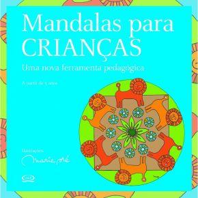 Livro - Mandala Para Crianças - Ed. Vergara & Riba