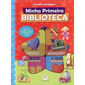 Livro - Minha Primeira Biblioteca - Ed. Ciranda Cultural