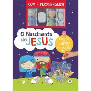 Livro - O Nascimento de Jesus - Ed. Ciranda Cultural