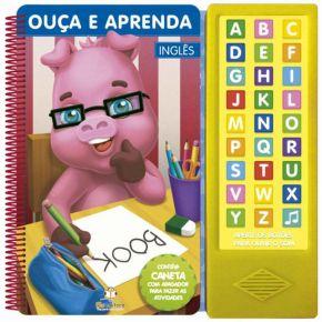 Livro - Ouça e Aprenda - Inglês - Ed. Blu