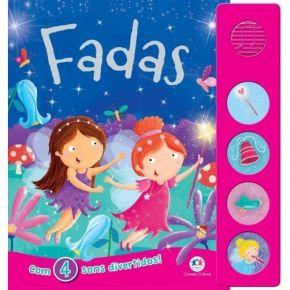 Livro Sonoro - Fadas - Ed. Ciranda Cultural