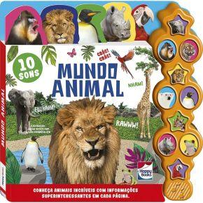 Livro-Supersons-Classicos-Com-Abas-Mundo-Animal-Happy-Books-www.bigcerebro.com.br