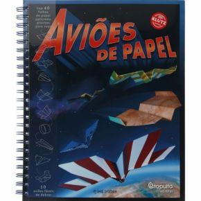 Livro - Aviões de Papel - Ed. Catapulta