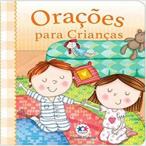 Livro - Orações para Crianças - Ed. Ciranda Cultural