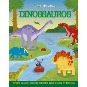 Livro de Abas - Dinossauros