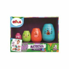Matrioska - Bichitos - Elka