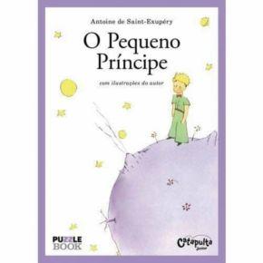 O Pequeno Príncipe - Puzzle Book - Editora Catapulta