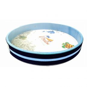 Pandeiro Efeito Oceano 25 cm - Vibratom